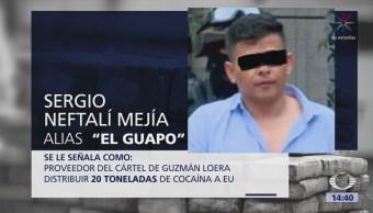 Sentencian Eu Colaborador Joaquín Guzmán Loera