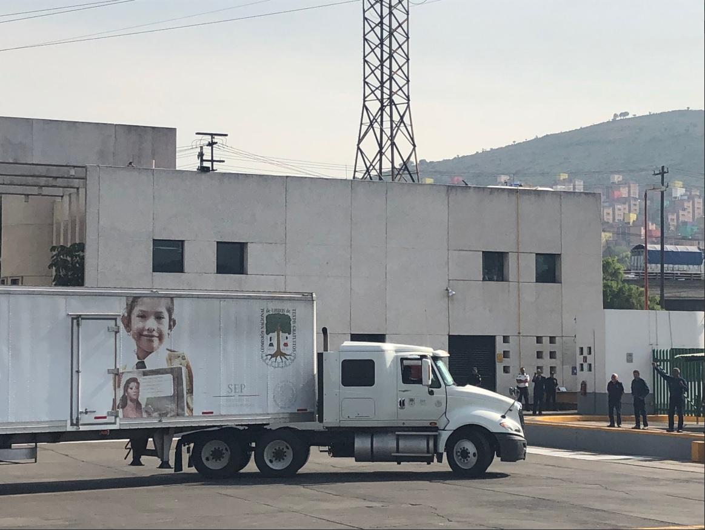 sep inicia entrega de libros de texto gratuitos en mexico