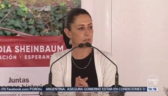 Sheinbaum promete guarderías gratuitas para la CDMX