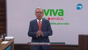 Si me dicen no vengo Joaquín López-Dóriga, Voceros