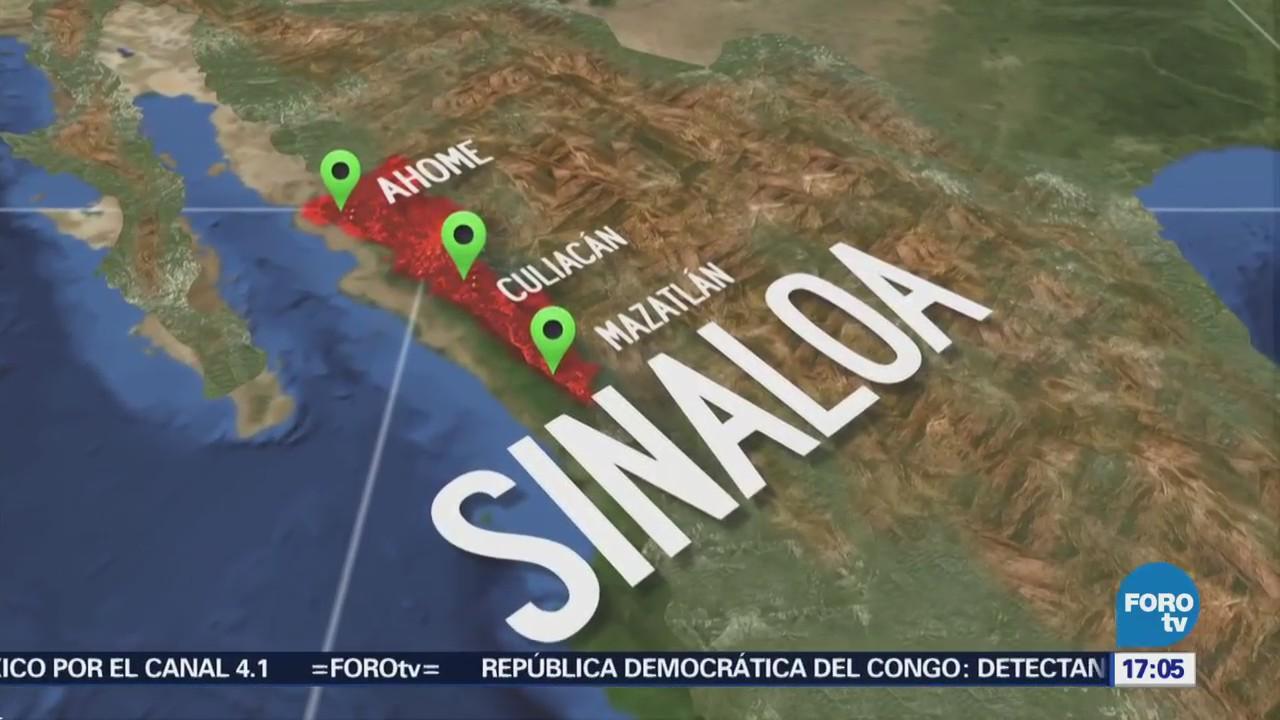 Sinaloa Cuarto Estado Mayor Número Desaparecidos
