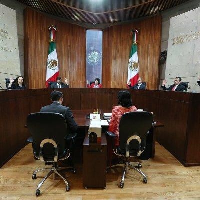 TEPJF recibe impugnación de Morena contra multa por fideicomiso