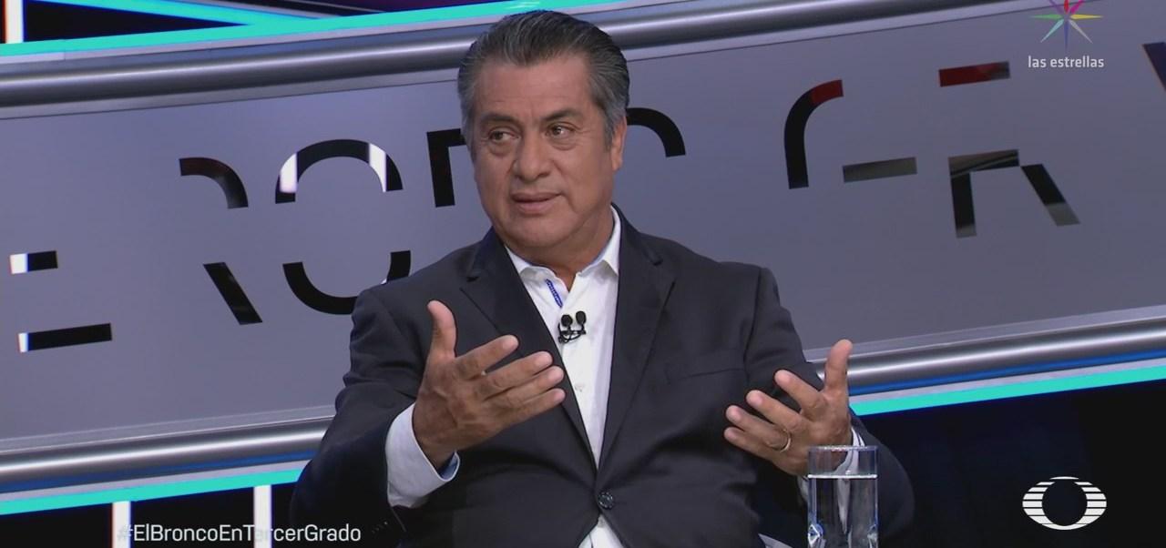 Tercer Grado Jaime Rodríguez Calderón El Bronco