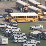 Detienen a sospechoso de tiroteo en escuela en Texas