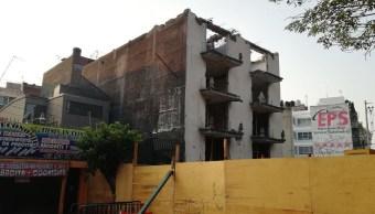 concluye demolicion division norte delegacion tlalpan