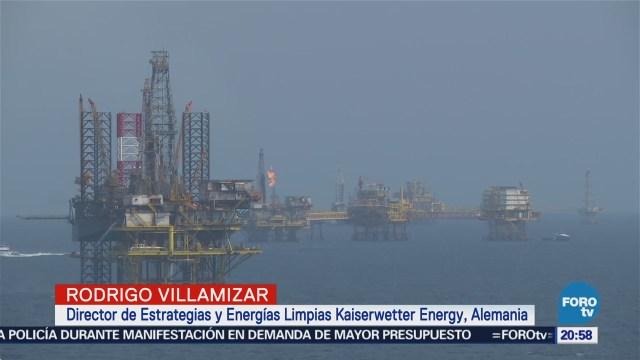 Transición Energética México Combustibles Energías Limpias