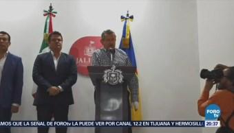 Tras Atentado Renuncia Secretario Trabajo Jalisco