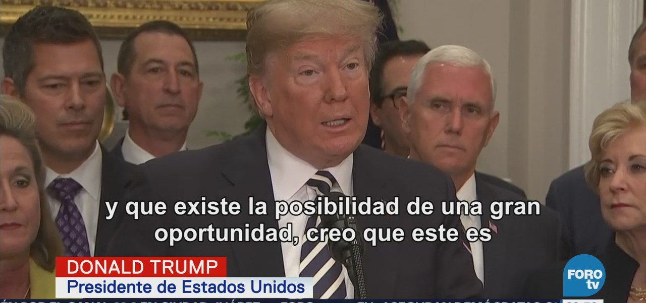 Estados Unidos Donald Trump Corea del Norte,