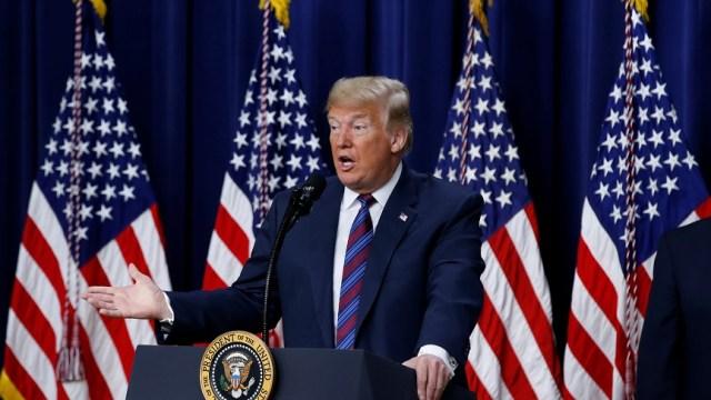 Trump impondrá aranceles México Canadá y UE