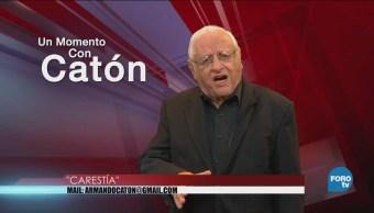 Momento Armando Fuentes Catón Mayo Carestía