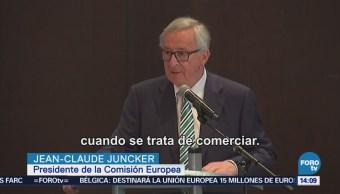 Unión Europea llevará tema de aranceles de
