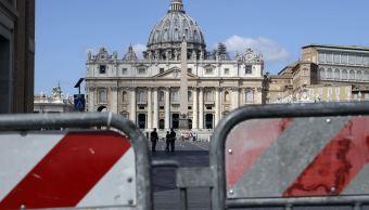 Cierran inmediaciones del Vaticano por amenaza de bomba