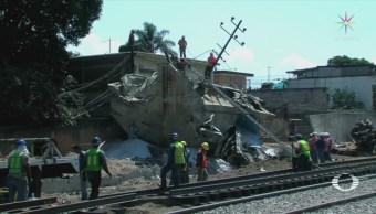 Vecinos Vías Férreas Veracruz Temen Accidentes