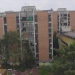 Vecinos del edificio Osa mayor temen