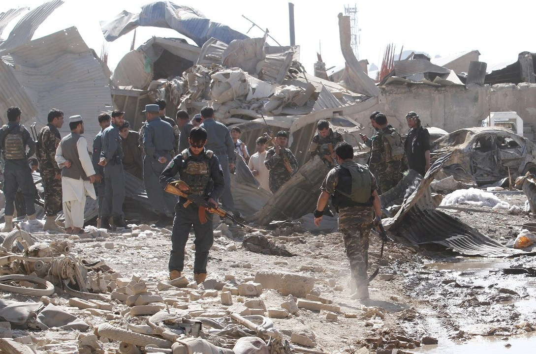 Explosión en Afganistán deja al menos 16 muertos y 38 heridos