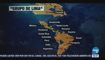 México, Entre Países Desconocen Elecciones Venezuela