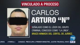 Vinculan Proceso El 80 Carlos Arturo N