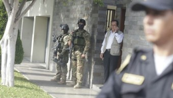 Policías allanan cinco viviendas del expresidente peruano Ollanta Humala