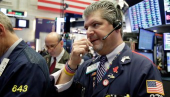 Wall Street amplía ganancias y el Dow Jones gana
