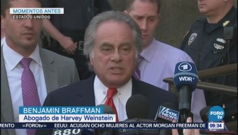 Weinstein se declarará no culpable abogado
