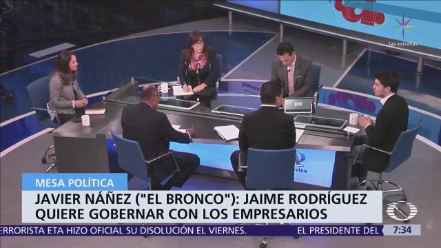 Zepeda, Polevnsky, Juárez, Caso y Náñez, contraste de plataformas políticas en Despierta