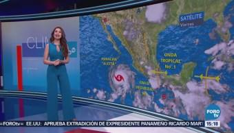 El Clima A Las Tres Mayte Carranco