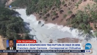 150 brigadistas continúan búsqueda de mineros en Chihuahua