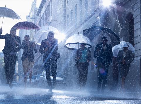 Pronostican tormentas en Sinaloa, Jalisco y Colima