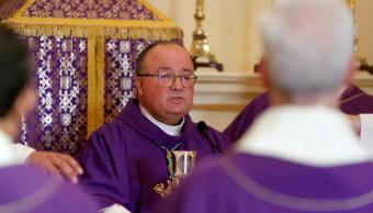 papa francisco perdon chilenos arzobispo charles