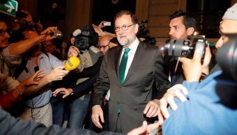 Inicia sesión en la que podrían destituir a Rajoy