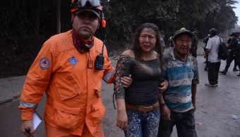 guatemala declara tres dias duelo nacional muertos erupcion volcanica