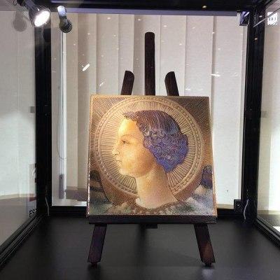 Presentan en Italia la obra más antigua de Leonardo Da Vinci