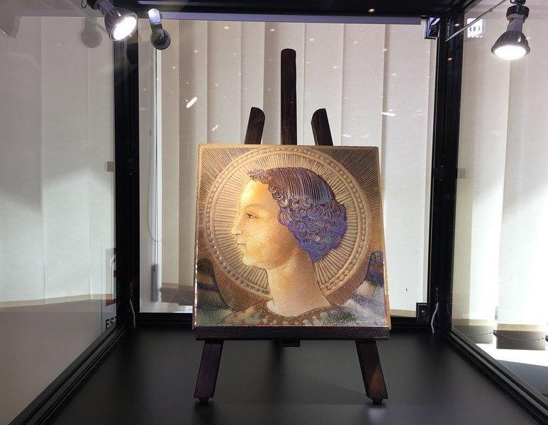 Presentan obra más antigua de Leonardo Da Vinci