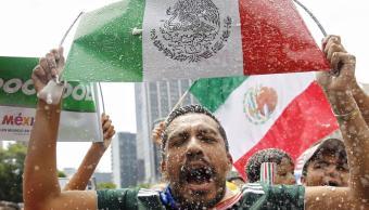 seleccion mexicana futbol euforia aficionados corea