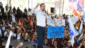 Grupo Riobóo denuncia a Ricardo Anaya por difamación