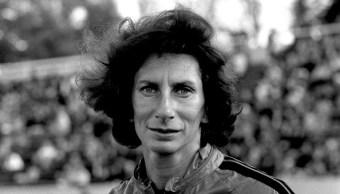 Muere la icónica atleta polaca Irena Szewinska
