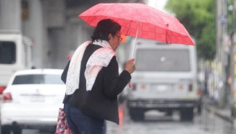 fuertes lluvias afectan sur y oriente ciudad mexico