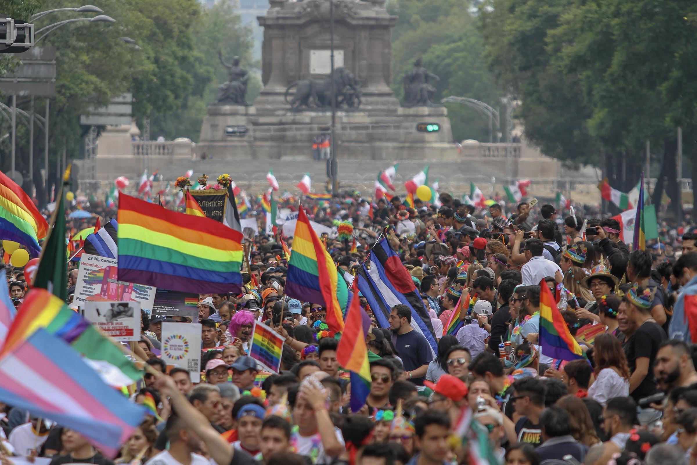 El orgullo futbolero se encontró con el orgullo gay