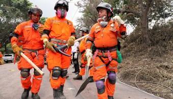 Concluyen labores de búsqueda en Volcán de Guatemala