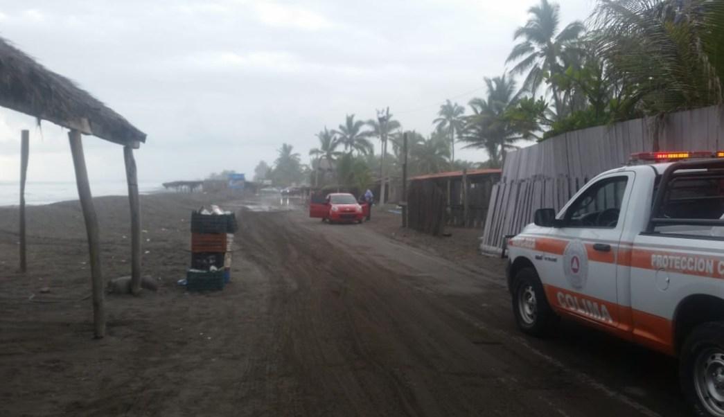 Alerta en Colima y Jalisco por huracán 'Bud'