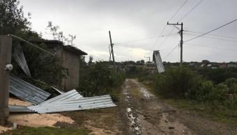 Zona de inestabilidad afecta a las costas de Oaxaca