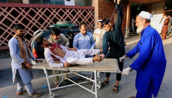 Atentado contra talibanes en Afganistán causa 20 muertos