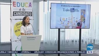 Mexicanos Primero Reprueba Candidatos