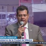 Amieva Entrega Apoyos Damnificados Sismo CDMX