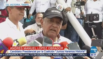 AMLO Cierra Campaña Tamaulipas Coahuila NL