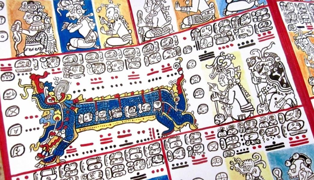 Analizan texto maya y encuentran predicciones astrológicas d46a958e139
