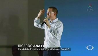 Anaya Critica Falta Firmeza Gobierno Crisis Migratoria