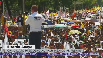Anaya denuncia que militantes del PRD han sido víctimas de violencia