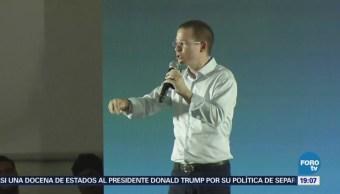 Anaya Pide Firmeza México Frente Administración Trump