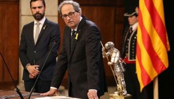 Gobierno de Cataluña recobra el control de instituciones